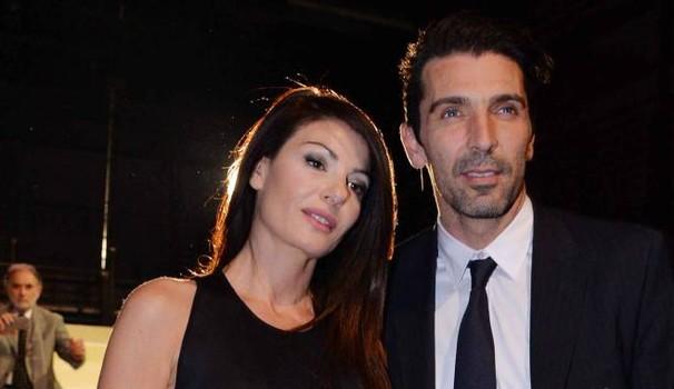 Ilaria D'Amico di nuovo incinta. Buffon avrà una figlia?