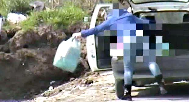 A Bari sono state istallate le telecamere per incastrare chi lascia per strada i rifiuti, sanzioni fino a 1.000,00 euro