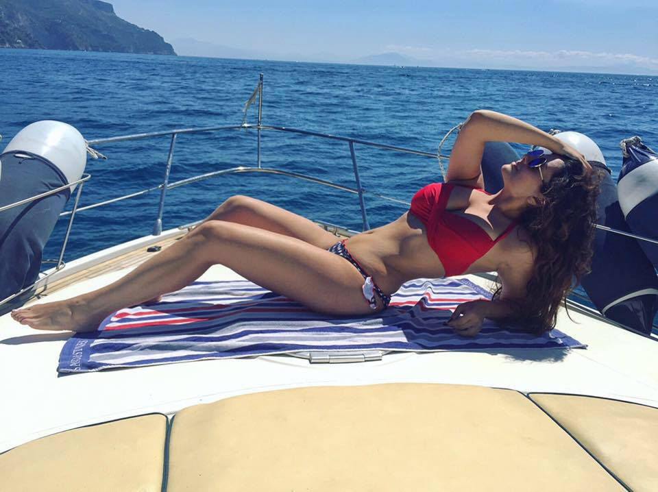 """Paola Torrente la concorrente dal fisico """"curvy"""" arrivata seconda a Miss Italia, delirio dei fan"""