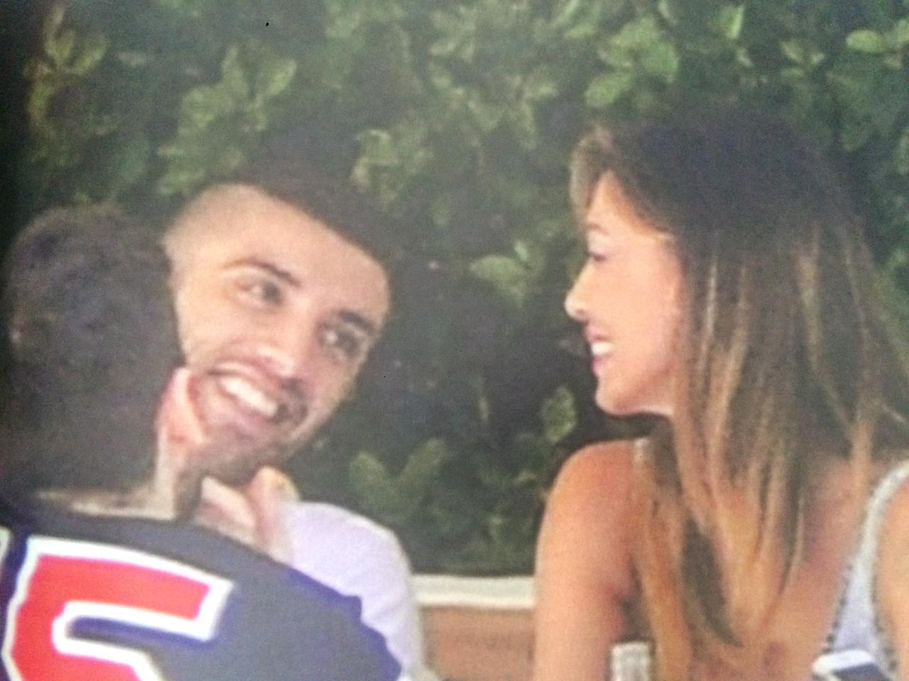 Belen Rodriguez annuncia ufficialmente, sono innamorata di Andrea Iannone