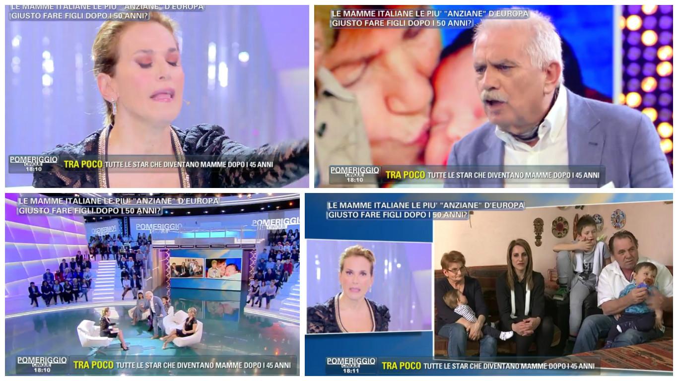 """Antinori in diretta a Pomeriggio 5 insulta Barbara d'Urso """"ha detto il falso questa pu….."""" la conduttrice si infuria"""