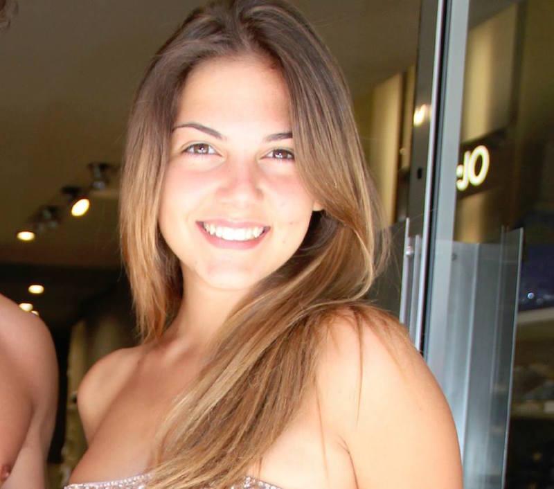 Sarà la bellissima barese Viviana Vogliacco una delle tre finaliste pugliesi di Miss Italia 2016