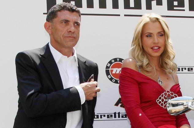 Valeria Marini, arrestato il suo ex marito Giovanni Cottone