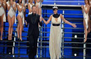 Alice Sabatini lascia la corona di Miss Italia con tanti chili in più, forse incinta