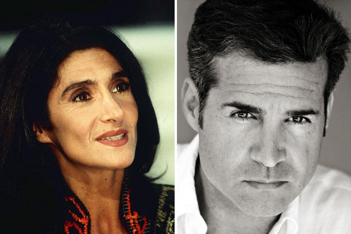 Paki Valente duro sfogo a Domenica Live, ho saputo della morte della mia ex moglie Anna Marchesini tramite i social