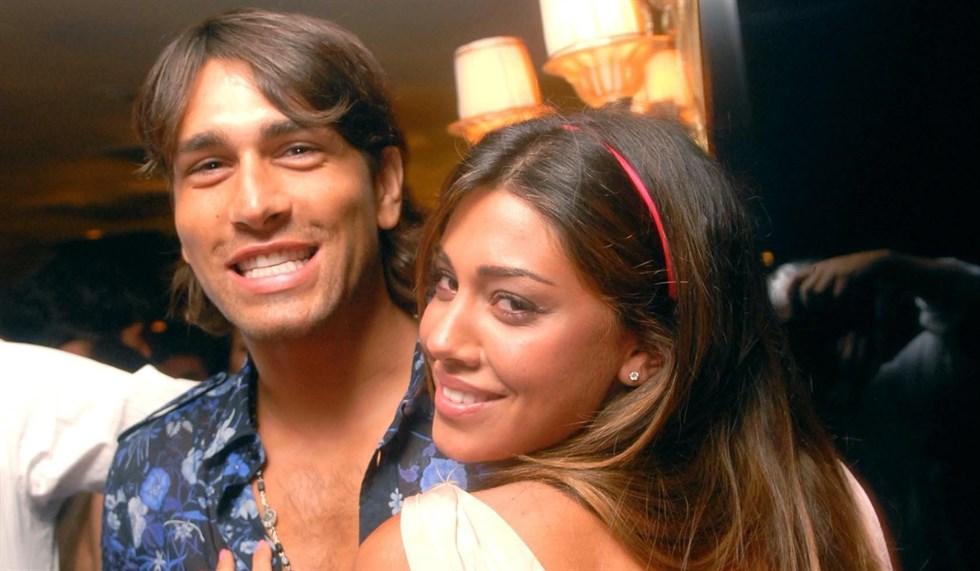 Marco Borriello e Belen Rodriguez: arrivano voci di una convivenza