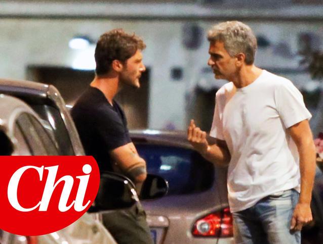 Stefano De Martino e il padre di Belen, violenta lite per strada, ecco cosa è accaduto