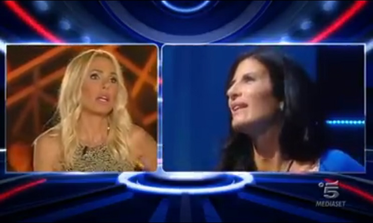 Grande Fratello Vip, prima puntata esplosiva furiosa lite tra Ilary Blasi e Pamela Prati