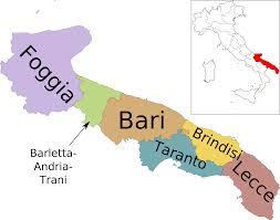 Puglia, aumento preoccupante dei tumori, città troppo inquinate