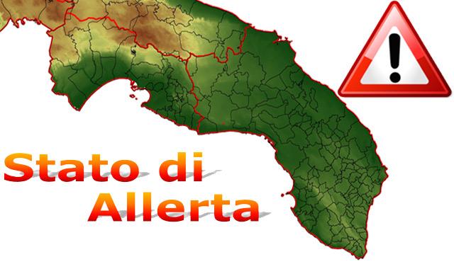 Puglia allerta meteo a Foggia un morto