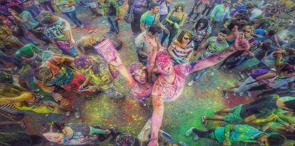 Bari Holi Festival, la prima edizione Pugliese del Festival dell'Oriente
