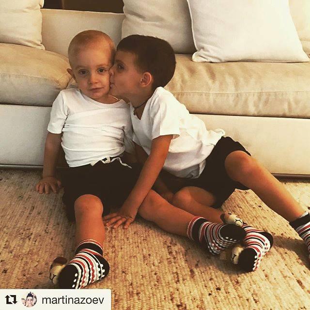 Leonardo Bonucci risponde ai timori sulla salute di suo figlio Matteo con una foto del piccolo, la bellissima reazione di tanti tifosi delle squadre italiane