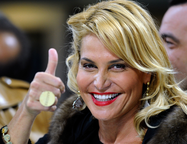 Verissimo, Simona Ventura sull'ex marito Bettarini ha preso una drastica decisione, ecco qual è