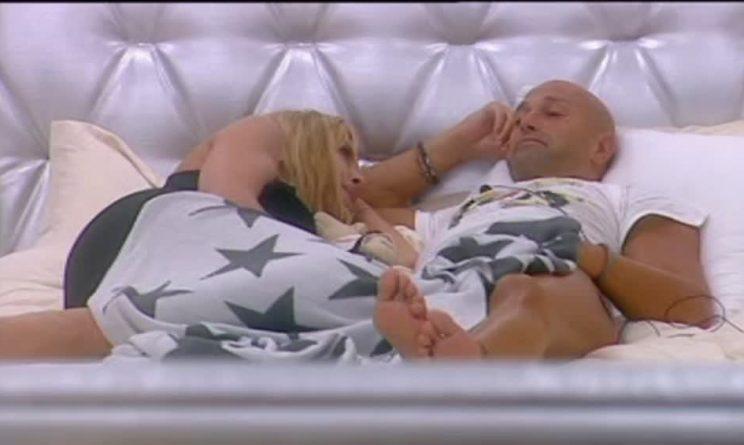 Grande Fratello Vip, la coppia Marini-Bettarini catalizza attenzioni, lei lo chiama già amore, lui però è attirato dalla Rodriguez