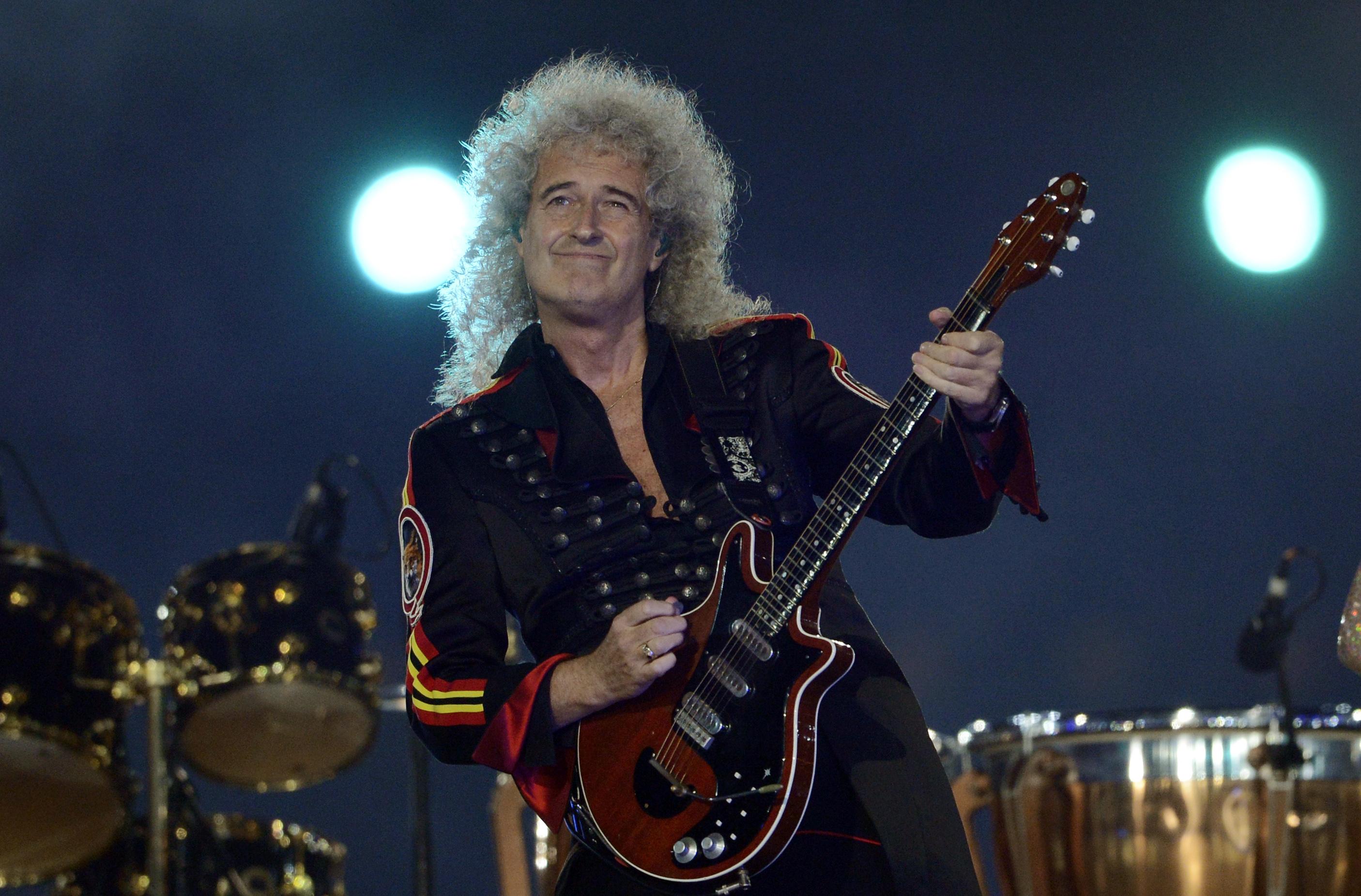 """Annuncio choc di Brian May chitarrista dei Queen, """"combatto contro una malattia che mi sta distruggendo e non se ne va"""""""