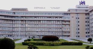 Lecce  crolla il soffitto all'ospedale Vito Fazzi per una  tromba d'aria