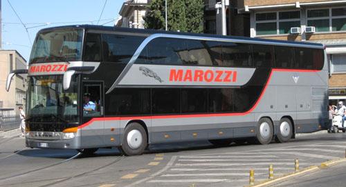 Puglia choc, sul pullmann Marozzi sulla tratta Bari-Roma salgono quattro banditi, terrore tra i passeggeri