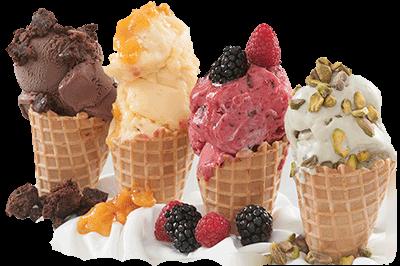Il gelato mangiato a colazione rende il cervello più scattante