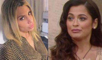 """Paola Caruso, la bonas contro Alessia Macari, la ciociara: """"Smettila di parlare di me, hai la fobia della Barbie anche nella realtà"""""""