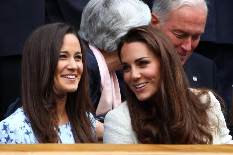 Bufera tra Kate e Pippa Middleton, ecco perchè i rapporti sono molto tesi