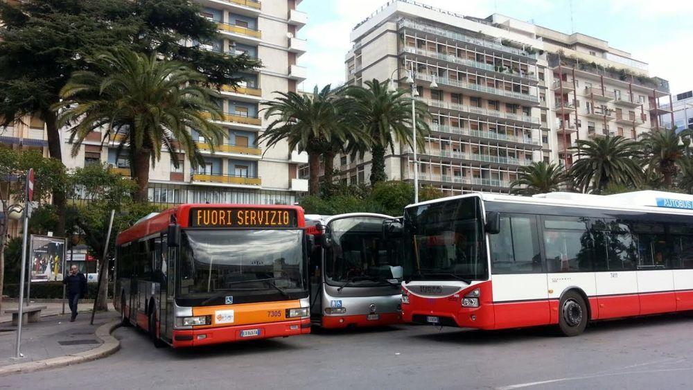 A Bari ritorno al passato, i controlli sulle linee Amtab sono già finiti ogni giorno sono 33 mila i passeggeri senza biglietto!