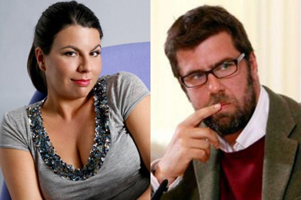 L'ex marito di Geppi Cucciari rivela, Geppi è una persona crudele, ecco cosa mi ha fatto