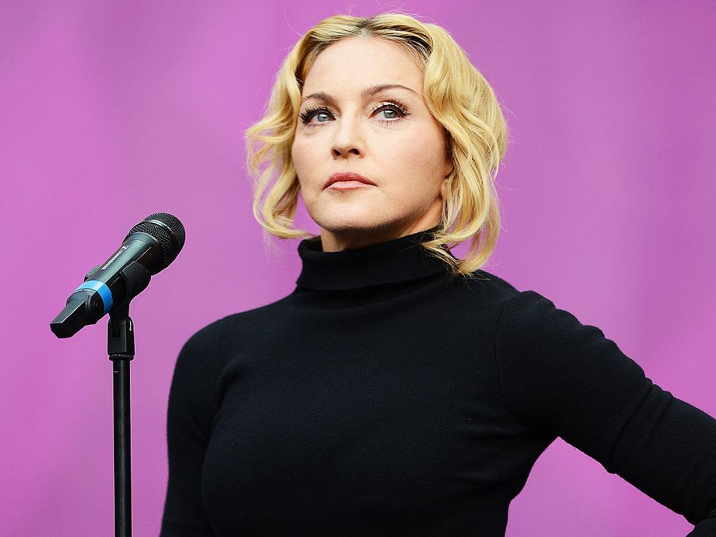 """Madonna contro Lapo Elkann: """"La sua auto è in prigione con lui"""""""