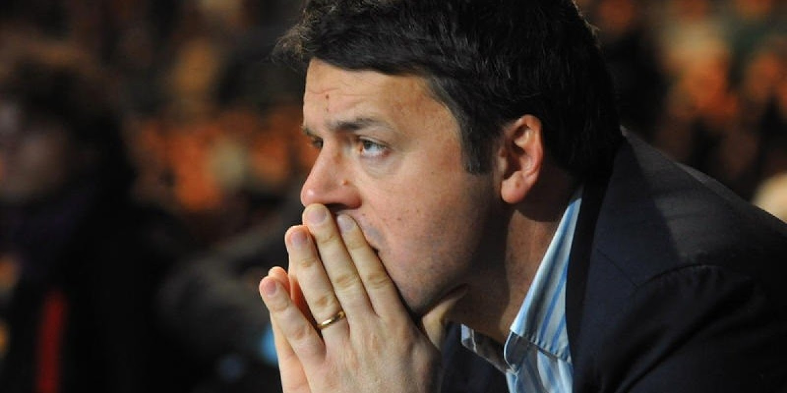 Matteo Renzi torna a casa e crolla…, si sfoga fra le lacrime