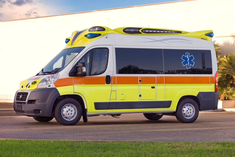 Incidente gravissimo a Bari, un ferito molto grave