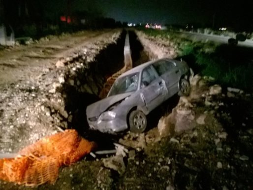 Puglia terribile incidente, auto distrutte, gravi feriti