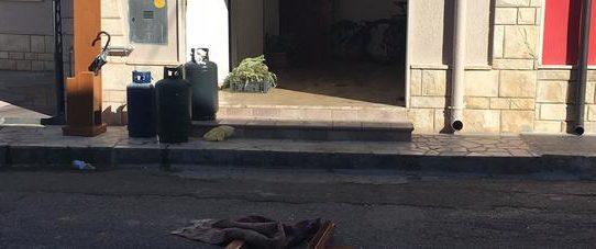 Puglia forte esplosione in una palazzina, ferite tre persone, una è grave