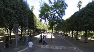 Bari momenti di paura, allarme bomba in piazza Umberto, intervengono gli artificieri