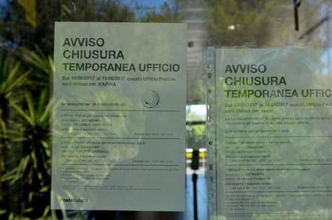 Puglia, terrore alle Poste: cliente reagisce e mette in fuga i rapinatori