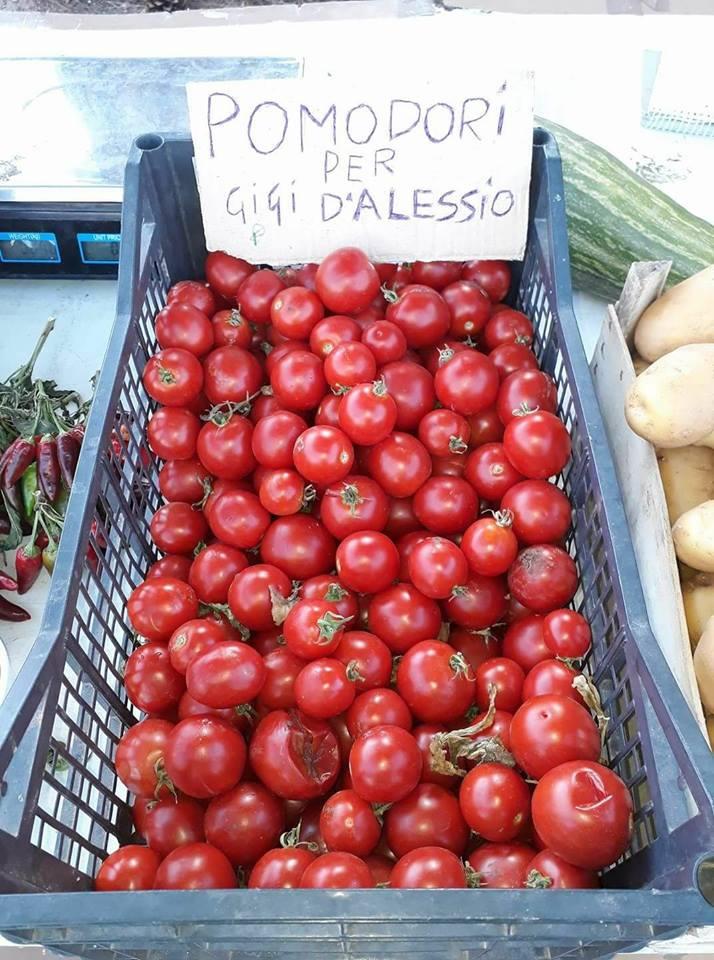 Battiti live, per Gigi D'Alessio dopo la crisi con la Tatangelo pronti i pomodori doc di Nardò