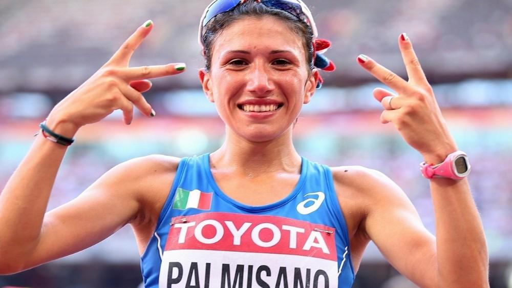 L'unica medaglia a mondiali di atletica, è pugliese, Antonella Palmisano bronzo nei 20 Km di marcia