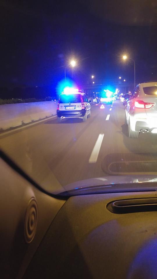 Bari, statale 16 maxi tamponamento coinvolte più auto due chilometri di coda