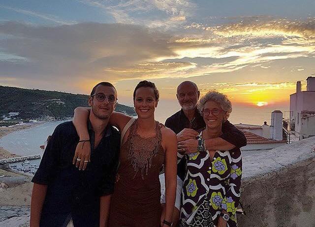 La bellissima nuotatrice Federica Pellegrini per le sue vacanze ha scelto la Puglia, addio a Magnini