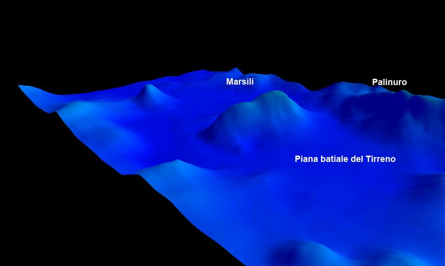 Ultime notizie forte scossa di terremoto vicino costa calabrese, vicina al gigantesco vulcano sommerso Marsili