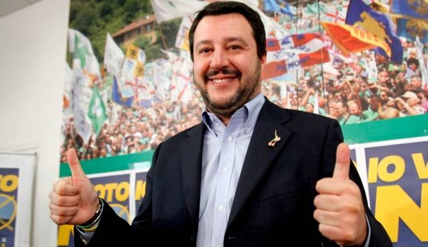 Ultimo sondaggi politico elettorali oggi, debacle Renzi, cala M5S, exploit per Matteo Salvini