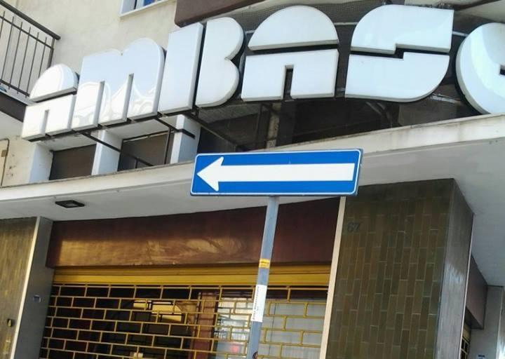 Bari, un altro pezzo della sua storia se ne va per sempre, abbattuto cinema Ambasciatori, al suo posto un edificio, i residenti uno scempio