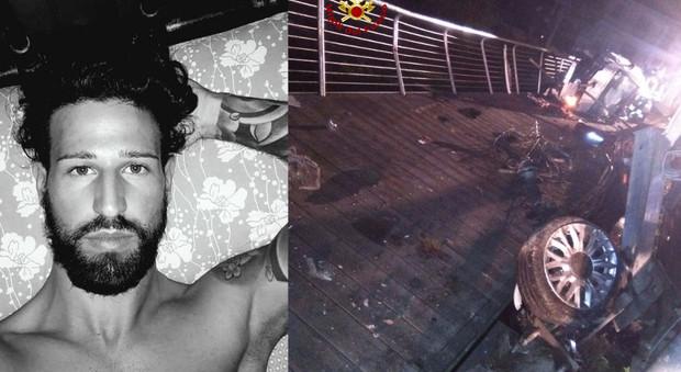 Violento schianto nella notte, ragazzo estratto vivo dalle lamiere della sua auto, muore in ospedale, aveva 27 anni e ritornava dal lavoro