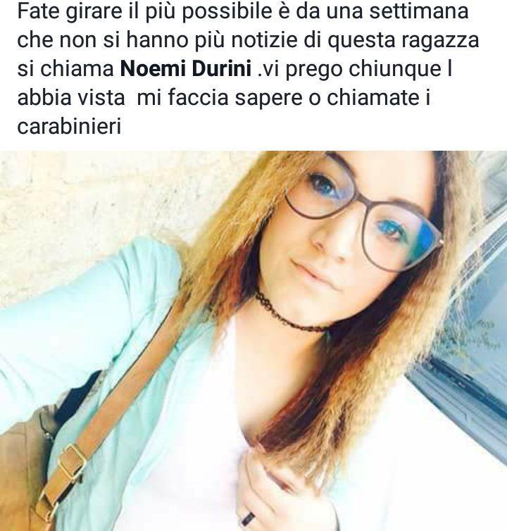 Puglia, ragazza di 16enne sparita nel nulla da cinque giorni, l'appello disperato della mamma