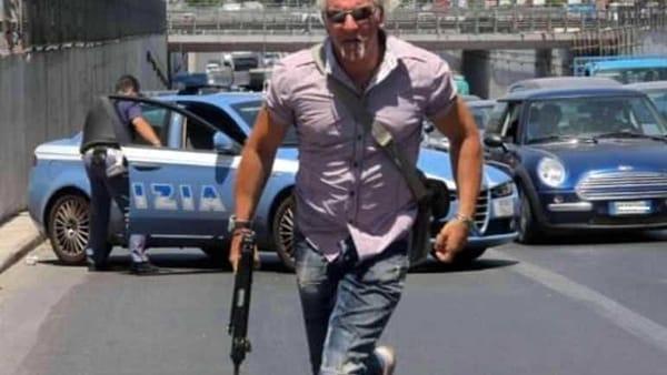 """Orgoglioso di essere italiano… il falco ha spiccato il volo, è morto Cristoforo """"Hulk Hogan"""" Rubino, faceva tremare i boss"""