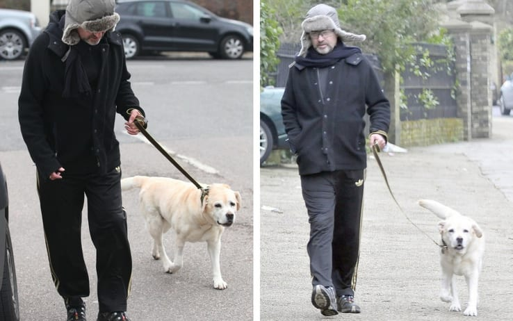 Incredibile, dopo nove mesi dalla sua scomparsa, George Michael è ancora atteso dal suo labrador sulla tomba