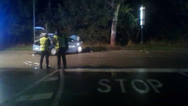 Ravenna, due poliziotti muoiono in un incidente stradale