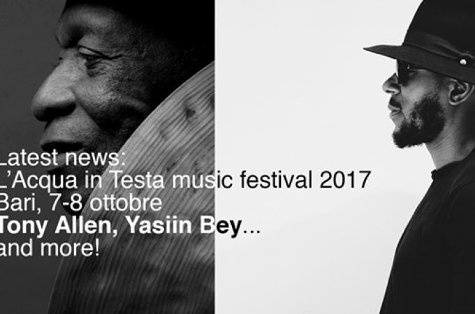 Bari, approvato contributo a sostegno della tredicesima edizione dell'acqua in testa musical festival 2017
