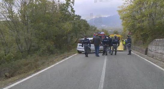 Incidenti stradali, in provincia aumentano morti e feriti. Entroterra maglia nera