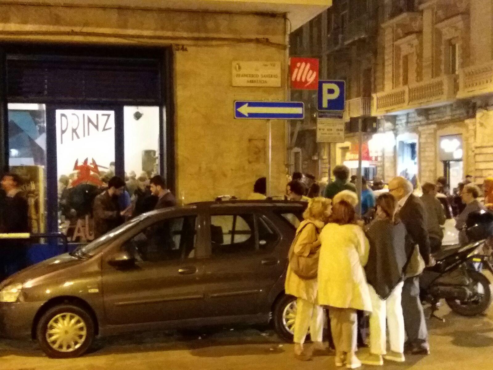 Bari, nuova vita alla storica ex Latteria Principe, ieri sera inaugurazione di Prinz Zaum
