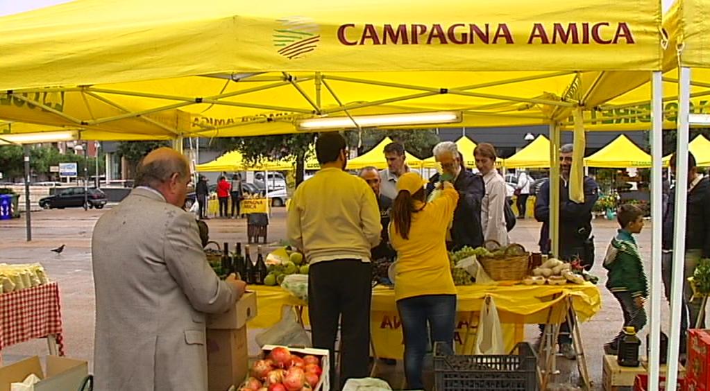 """Bari, """"campagna amica"""", domenica a Piazza del Ferrarese evento per la promozione del consumo prodotti a km 0"""