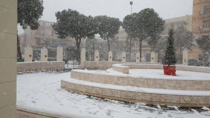 Puglia in arrivo la neve i primi fiocchi previsti nella notte tra sabato e domenica